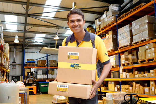 warehouse management system benefits