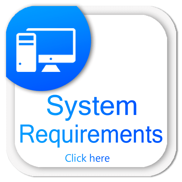 System Requirements Fast Billing Software